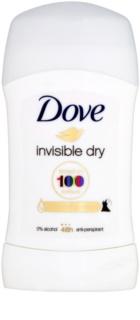Dove Invisible Dry antitranspirante sólido contra as manchas branca 48 h