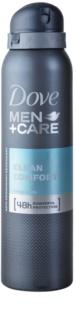 Dove Men+Care Clean Comfort desodorante antitranspirante en spray 48h