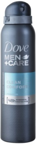 Dove Men+Care Clean Comfort deodorante antitraspirante in spray 48 ore