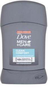 Dove Men+Care Clean Comfort antitraspirante solido 48 ore