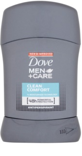 Dove Men+Care Clean Comfort tuhý antiperspirant 48h