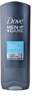 Dove Men+Care Clean Comfort gel de douche