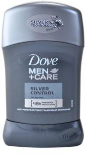 Dove Men+Care Silver Control antitraspirante solido 48 ore