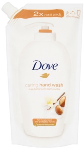 Dove Purely Pampering Shea Butter течен сапун пълнител