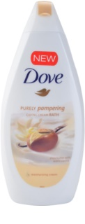 Dove Purely Pampering Shea Butter пінка для ванни