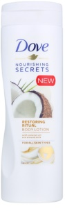 Dove Nourishing Secrets Restoring Ritual tělové mléko