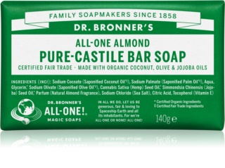 Dr. Bronner's Almond мило