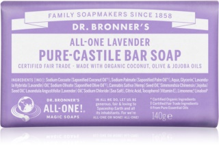 Dr. Bronner's Lavender мило