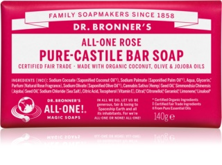 Dr. Bronner's Rose мило