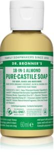 Dr. Bronner's Almond sapone liquido universale