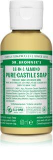 Dr. Bronner's Almond рідке універсальне мило