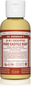 Dr. Bronner's Eucalyptus течен универсален сапун