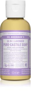 Dr. Bronner's Lavender рідке універсальне мило