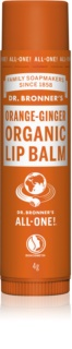 Dr. Bronner's Orange & Ginger balsam do ust