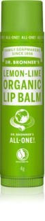 Dr. Bronner's Lemon & Lime balsam do ust