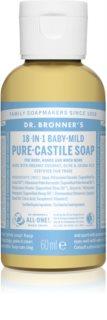 Dr. Bronner's Baby-Mild sapone liquido universale senza profumazione
