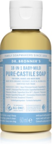 Dr. Bronner's Baby-Mild sabonete líquido universal sem perfume