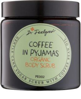 Dr. Feelgood BIO gommage au sucre et huile de fèves de café