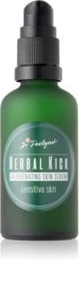 Dr. Feelgood Herbal Kick dvojfázové omladzujúce sérum  pre citlivú pleť