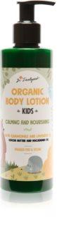 Dr. Feelgood Kids Chamomile & Lavender umirujuće mlijeko za tijelo s kamilicom