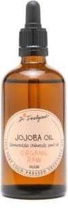 Dr. Feelgood BIO and RAW олио от жожоба за всички видове кожа, включително и чувствителна