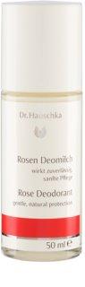 Dr. Hauschka Body Care дезодорант з ароматом троянди roll-on