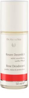 Dr. Hauschka Body Care Rose Deodorant Roll - On