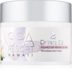 Dr Irena Eris SPA Resort Hawaii  scrub corpo