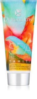 Dr Irena Eris SPA Resort Tahiti  samoopalovací tělové mléko