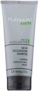 Dr Irena Eris Platinum Men Hair Accelerator shampoing pour fortifier les cheveux