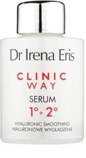 Dr Irena Eris Clinic Way 1°+ 2° розгладжуюча сироватка проти зморшок