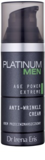 Dr Irena Eris Platinum Men Age Control crème raffermissante pour peaux matures