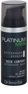 Dr Irena Eris Platinum Men Aftershave Repair βάλσαμο για μετά το ξύρισμα για να καταπραύνει την επιδερμίδα πρόσωπου