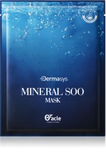 Dr. Oracle Dermasys Mineral Soo nourishing face sheet mask With Minerals