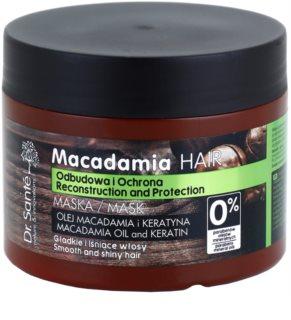 Dr. Santé Macadamia маска-крем за изтощена коса