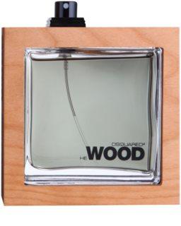 Dsquared2 He Wood eau de toilette teszter férfiaknak 100 ml