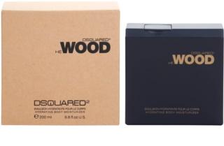 Dsquared2 He Wood Körperlotion für Herren 200 ml