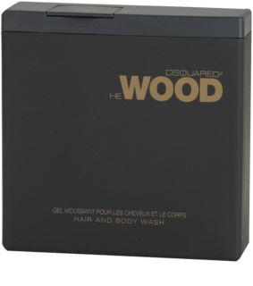 Dsquared2 He Wood gel de ducha para hombre 200 ml