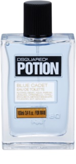 Dsquared2 Potion Blue Cadet Eau de Toilette für Herren 100 ml