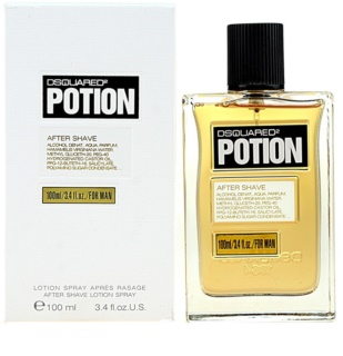 Dsquared2 Potion After Shave für Herren 100 ml