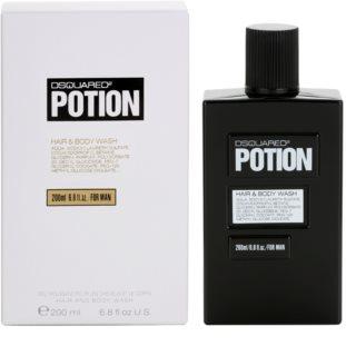 Dsquared2 Potion Duschgel für Herren 200 ml