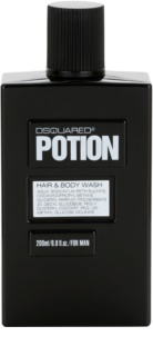 Dsquared2 Potion Douchegel voor Mannen 200 ml