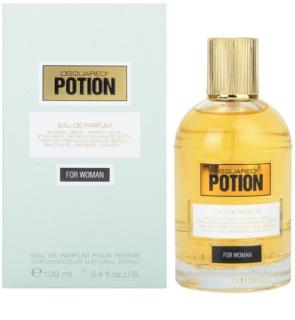 Dsquared2 Potion Eau de Parfum für Damen 100 ml