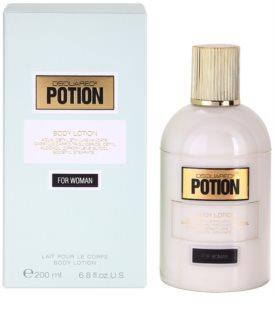 Dsquared2 Potion Lapte de corp pentru femei 200 ml
