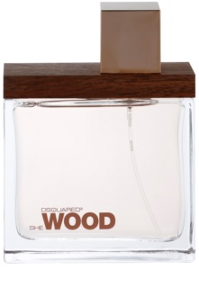 Dsquared2 She Wood Eau de Parfum Damen 100 ml