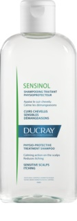 Ducray Sensinol фізіологічний захисний  заспокоюючий шампунь