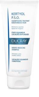 Ducray Kertyol P.S.O. jemný šampon proti lupům