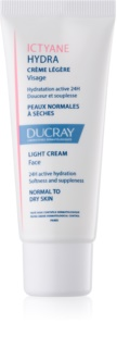 Ducray Ictyane Light Moisturizing Cream for Normal and Dry Skin