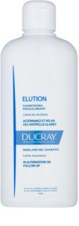 Ducray Elution σαμπουάν εξισορρόπησης για αποκατάσταση τις ισορροπίας του ευαίσθητου τριχωτού της κεφαλής