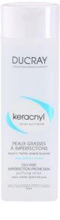 Ducray Keracnyl agua limpiadora para pieles grasas y problemáticas